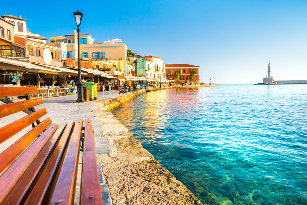 Chania Airport Taxi with JustTransfers